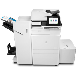 HP LaserJet Managed MFP E82550dn Plus Monocopier Machine