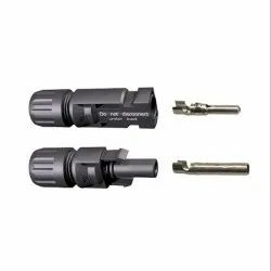 MC 4 Connector For 4sq mm Solar DC Cable