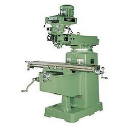 Hydraulic Vertical Milling Machine