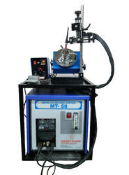 1-phase Arcraft Micro TIG Welding Machines, Model Number: Mt-25, Mt-50, 50 Amp