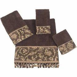 Cotton Fancy Towel Set