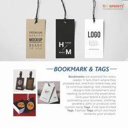 Paper Tags Printing, For Garments, Location: Delhi