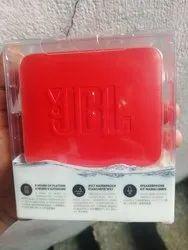 Cube Jbl Go 2 Portable Bluetooth Speaker, Size: Small
