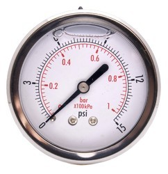 Pressure Gauge Calibration Service