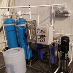 Ro plus uv fully automatic RO plant, RO Capacity: 0-200 (Liter/hour)