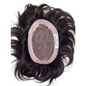 Superior Filament Human Hair Skin/Toupee/Patch