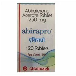 Abirapro 250 Mg Tablets Abiraterone Acetate