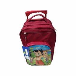 Real Polo Trolley School Bag