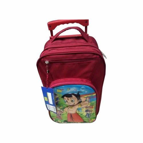 026f639b4587 Real Polo Trolley School Bag