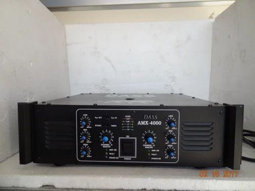 Indian 4000 Watt Amplifier