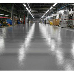 Industrial Concrete Flooring Service