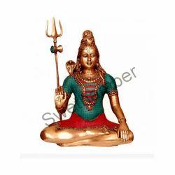 Brass Lord Shiva Statues