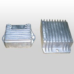 Scientific Instruments Aluminum Casting