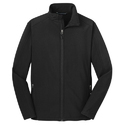 Plain Polar Fleece Jacket
