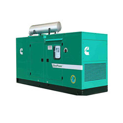 Cummins Three Phase Diesel Generator Sets, Power: 30 kVA