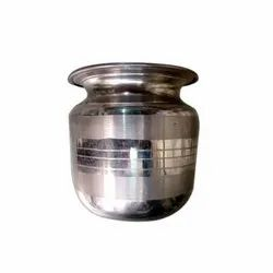 Stainless Steel Round Lota, For Home