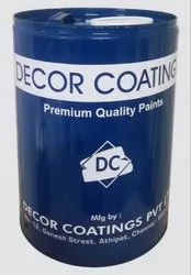 DECOR White & Colours Stoving Enamel Paint, For Industrial, Packaging Size: 20 Litres