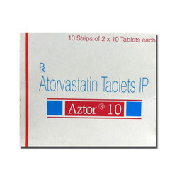 Aztor 10 Tablet