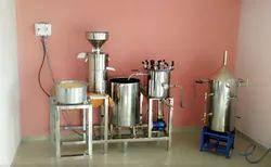 150 LPH Soya Milk Making Machine