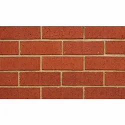 Solid Red Clay Bricks