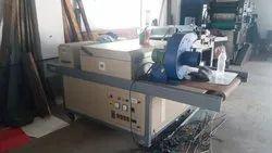 Aqua UV Texture Spot Varnishing Job Work Services