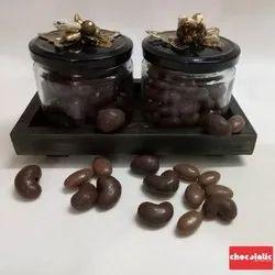 Dark Chocolate Coated Nuts