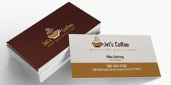 Multicolor Paper Visiting Card Printing, in Jaipur