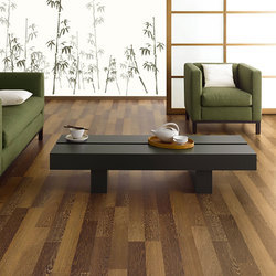 Oak Tribal Wooden Flooring