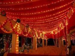 Decoration Lighting Service For Wedding