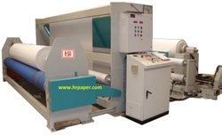 Automatic Metal Inspection Cum Batching Machine For Textile Industries, Capacity: Standard, Electric