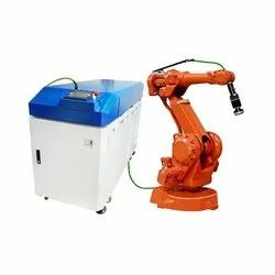 3D Robotic Laser Cutting Machine