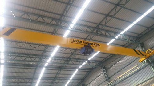 EOT Cranes - Double Beam EOT Crane Manufacturer from Ahmedabad