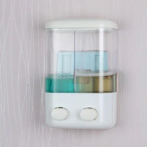 Dual Type Soap Dispenser