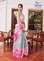 Ladies Designer Kota Silk Saree