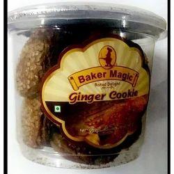 Baker Magic Ginger Cookies