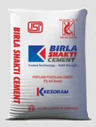 Birla Shakti Cement PPC, Packaging Size: Sack