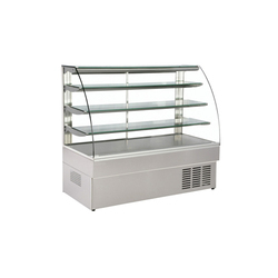Bend Glass Cold/Normal Display Counter