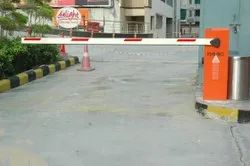 Electromachanical Boom Barrier