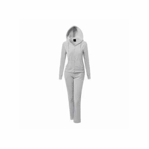 Women Gym Hoodie Track Suit