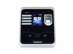Time Watch Biometric Face & Card Based Attendance Mechine