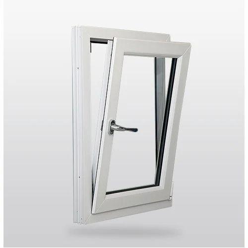 Bottom hung windows