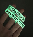 Glow In Dark Silicone Wristbands