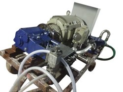Hydro Jetting Machine - Tube & Pipe Cleaning at Rs 330000 /number