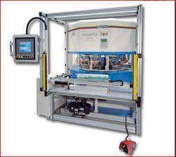 Concentra 130 Six Color Pad Printing Machine