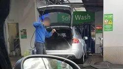 Automobile Washing Service