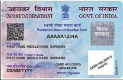 Online Pan Card Reissue Services
