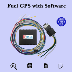 RMADE Fuel GPS