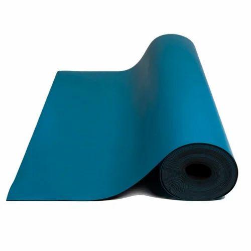 ESD 2 Layer Vinyl Mat, Size: 15x2 Sq.meter