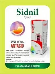 Ecoveda Herbals Sidnil Syrup, Bottle, Packaging Size: 200 Ml