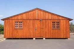 Wood Temporary Sheds